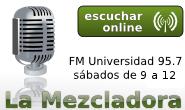 Programa de radio La Mezcladora