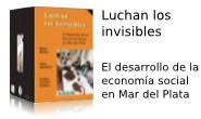 Libro: Luchan los invisibles
